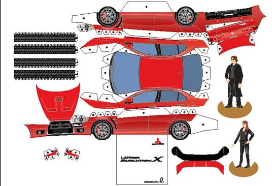 Mitsubishi Bietet Evo Zum Selberbauen Das Motorline Blog